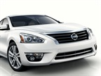 Nissan estimates the 2013-MY Altima will achieve a combined mpg of