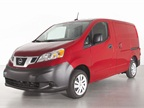 The NV200 comes in two models, S and SV. MSRP for the S is $19,990 and