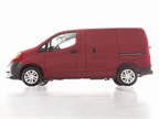 Fuel economy for the Nissan NV200 is rated 24 city, 25 highway, 24