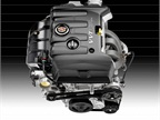 One of the engine choices on the new ATS, a 2013 2.5L I-4 with direct