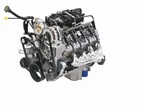 This is the Vortec 4.8L V8 standard engine used in the Chevrolet