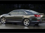 The automaker said the 2014 Chevrolet Impala inspired these updates,