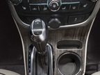 GM's engineers redesigned the center console with a longer