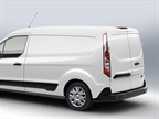 The Transit Connect Van offers up to 130 feet of cargo space.