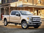 2017 F-350 King Ranch with aluminum body