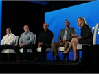 A panel on operational efficiency included fleet managers from