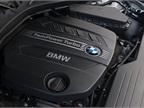 The 328d's 2.0 liter, 4-cylinder TwinPower Turbo Diesel engine