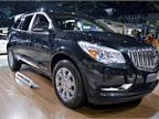 Buick had its Enclave at the LA Auto Show.