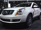 For the 2013 model-year, the Cadillac SRX features Cadillac s CUE
