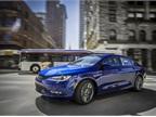 Buyers choosing the 3.6-liter Pentastar V-6 also get a nine-speed