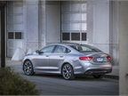 Standard features include keyless access, push-button start, and a
