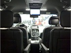 For MY-2013, the Grand Caravan features the Blu-Ray DVD player with