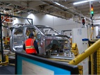 While most of the production process is automated, skilled technicians