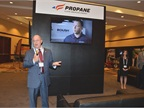 Roy Wills, CEO of the Propane Education & Research Council (PERC),