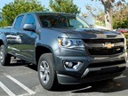 This extended cab all-wheel-drive Colorado is powered by a 3.6-liter V-6 paired with a six-speed automatic transmission.