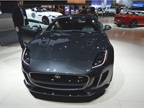 The all-new Jaguar F-Type all-wheel-drive model