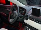 Interior of the 2016 Mazda CX-3
