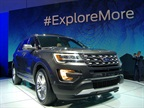 The 2016 Explorer has a 2.3-liter EcoBoost engine to replace the