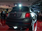 The Fiat 500x has a 1.4-liter turbo engine but can be purchased with a