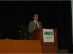 Tulsa, Okla., Mayor Dewey Bartlett opened the conference with a