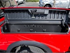 The truck arrives with the lockable RamBox cargo management system.