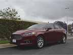 The Fusion, which was fully redesigned for the 2013 model year, offers