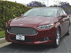 The Fusion s Astin Martin-like grille and sleek front end make for
