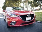 The Mazda3 has a mpg indicator that is favorable for fleet managers.