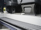 This is the standard side step-in on the long wheelbase passenger van,