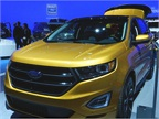 The 2015 Ford Edge comes with a standard 2.0-liter Ecoboost