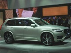 Volvo s 2016 XC90 features a run-off road protection package and auto
