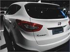 Hyundai s 2015 Tucson Fuel Cell SUV