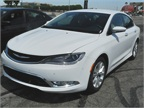 The 2015 Chrysler 200 features a new nine-speed automatic engine with