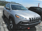 The 2014 Jeep Cherokee has a new nine-speed automatic transmission