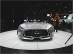 The Infiniti Q80 Inspiration is a beautiful 550 horsepower concept