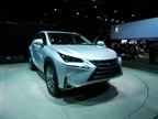 The Lexus NX is a compact SUV with a turbocharged, 4-cylinder engine.