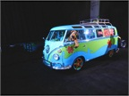 The Scooby Doo gang trades in its iconic van for a VW.