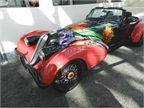 A million-dollar DiMora Motorcar is a work of art with a reproduction