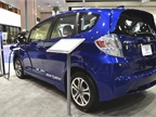 The Honda Fit EV