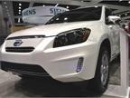 The all-new Toyota RAV4 EV