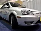 CODA Automotive's sedan
