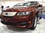 Chinese automaker BYD Motor Inc.