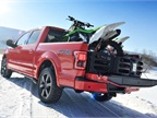 The truck will offer remote tailgate release, so drivers can drop the