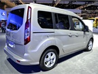 The Transit Connect Wagon offers a 1,200-lb. payload capacity and is
