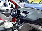 The Transit Connect Wagon will offer MyFord Touch with SYNC.