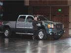 Tony DiSalle, GM's U.S. vice president Buick GMC Marketing,