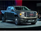 GM s 2015 GMC Canyon mid-size pickup, a cousin of the Chevrolet
