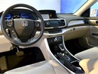 The Accord plug-in hybrid gets an EPA-estimated 115 miles-per-gallon