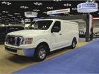 The Nissan NV.