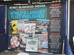 The Bobit booth - from the world s largest fleet publisher.